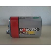 Bateria 6v Rontek Ultra