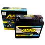 Bateria Moto Abs Atx8h Honda Cbx Strada / Nx / Neo