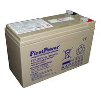 Bateria 12v 7ha Para No-break-alarme-cercas E Moto Elétrica