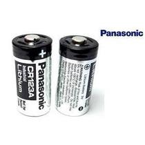 Bateria Cr123a 3v Lithium Panasonic Industrial Com 02