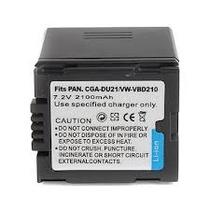 Bateria Cga-du21 Panasonic Cga-du14 Cga-du12 Cgr-du07 Vw-vbd