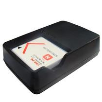Carregador + Bateria Np-bn1 P/ Camera Digital Sony W350 W360