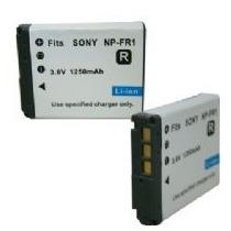 Bateria P/ Camera Sony Np-fr1 Dsc-t30 T50 V3 G1