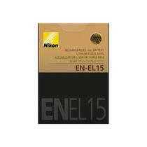 Bateria Nikon En-el15 Original P/d7000-d7100-d800-d600
