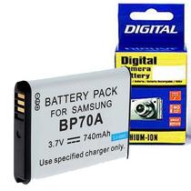 Bateria Bp70a Samsung Pl80 Pl90 Pl100 Pl101 Pl120 Pl170 Sl50