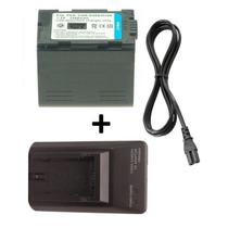 Kit Bateria Cgr-d28s + Carregador P/ Panasonic Ag-dvc7 Dvc20