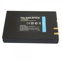Bateria Ia-bp80w P Samsung Sc-dx205/xaa Sc-dx103/xaa Sc-d382