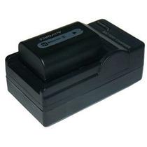 Bateria Fh70 Sony + Carregador Dcr-dvd610