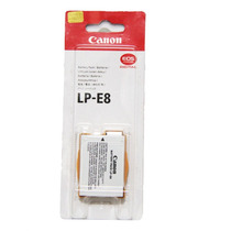 Bateria Modelo Lp-e8 Canon T5i T4i T3i T2i 700d 650d 600d