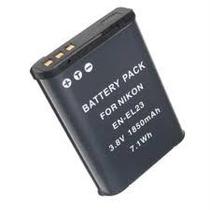 Bateria Recarregável De Li-ion Nikon En-el23 Nikon Coolpix