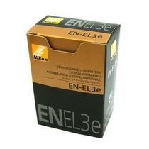 Bateria Nikon Original En-el3e D80 D90 D300s D700