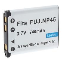 Bateria P/ Fuji Np-45 Np-45a Finepix J110w J150w Xp10 J10