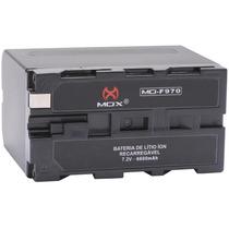 Bateria Sony Np-f970 Mox F770 F750 F570 F550 F350 F330