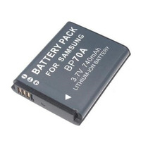 Bateria Bp70a P/ Camera Samsung St100 St30 St60 St65 St6500