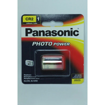 Bateria Cr2 Photo Power Cr-2 Panasonic