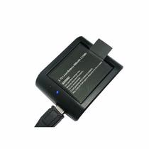 Carregador Usb Mais Bateria P/ Navcity Ng-100 Ng100