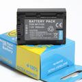 Bateria Np-fv50 P/ Filmadora Sony Handycam Dcr-sx65 Dcr-sx83