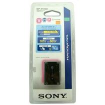 Bateria Sony Np-fv100 Original Fv30 Fv50 Fv70 Fh50 Fh70