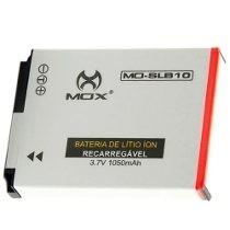 Bateria De Camera Mox Mo-slb10 1050mah Litio Ion Nova A5117