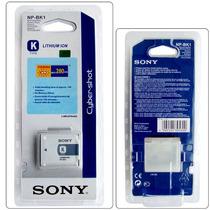 Bateria Np-bk1 Sony S650 S750 S950 S980 W180 W190 Lacrada