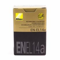 Bateria Nikon En-el14a Original P/ D3200 D5200 E Similares