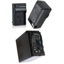 Bateria Vw-vbg6 + Carregador P/ Panasonic Ag-ac7p Ag-ac7 Hd