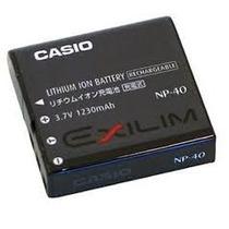 Bateria Casio Np-40 P Camera Casio Elixim 100% Original