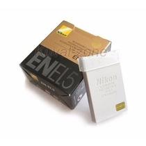 Bateria Original Nikon En-el5 P500 P510 P520 S10 S11 P90 P80