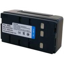 Bateria Jvc Bn-v25u 6v 3000mah Ni-mh Embalagem Jvc Original