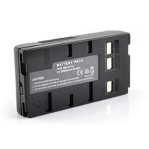 Bateria Bn-v10 Jvc Gr-sxm527u Digital Mini Dv Filmadora Us