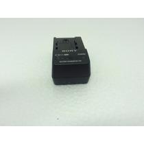 Carregador P/ Sony Bc-trv Np-fh50 Np-fv30 Dcr-sx63