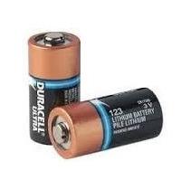 Bateria Duracell Ultra Cr-123/dl-123 3v