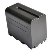 Bateria Compativel Sony Np-f970 C 6600mah Np-f550 Np-f570