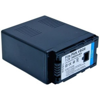 Bateria Vw Vbg6 Filmadora Panasonic Ag-ac130 Ag-ac160 Vwvbg6