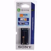 Bateria Sony Np-f970 Original Filmadora Sony Pd-170 Ba01
