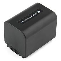 Bateria Np-fv70 P/ Filmadora Sony Compatível C/ Fv100 Fv50