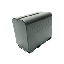 Bateria Np-f960 P/ Sony Hvr-hd1000n Hxr-mc2000n Hxr-mc1500