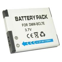 Bateria P/ Panasonic Lumix Dmc-fh10 Dmc-f5 Dmc-fs50 Dmw-bcl7