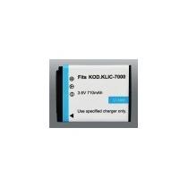 Bateria Kodak Klic7000 Klic-7000 Easyshare Ls-755 Is755 Veja