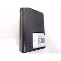 Bateria Original Sony Np-bk1 + Carregador Sony Bc Csk Np-bk1