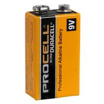 Bateria Alcalina Duracell Procell 9v - Pilha 9 V Pilhas
