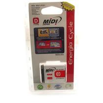 Bateria Midi Md-fd1/bd1 Para Cameras Sony A2936