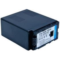 Bateria Vw-vbg6 Para Câmera Panasonic Ag-hmc70 Ag-hmc40 Ac7