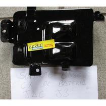Suporte Bateria Sucata Jac Motors J3 2010 11 12 Peças Usadas