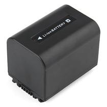 Bateria Np-fv70 P/ Sony Handycam Np-fv50 Np-fv30 Np-fv40