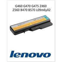 Bateria Lenovo G460 G470 G475 Z460 Z560 B470 B570 L09m6y02