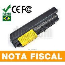 Bateria P/ Notebook Lenovo Thinkpad R61 T61 R400 T400 - 053