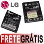 Lgip-570a - Bateria Original Lg Selo Anatel + Frete Grátis