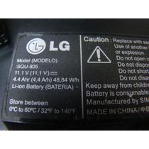 Bateria Para Notebook Lg Squ-805