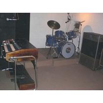 Aulas De Bateria Estúdio- Moóca - Sp - (pearl, Mapex, Rmv)